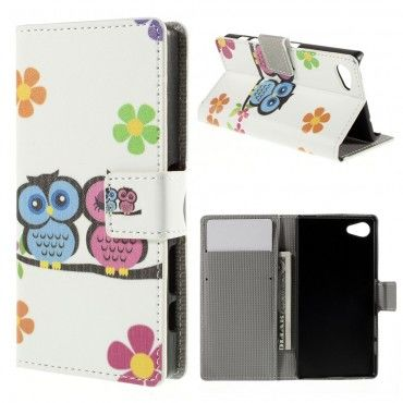 """Modna Torbica """"Owl Friends"""" za Sony Xperia Z5 Compact"""