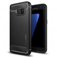 "Maska Spigen ""Rugged Armor"" za Samsung Galaxy S7 - black"