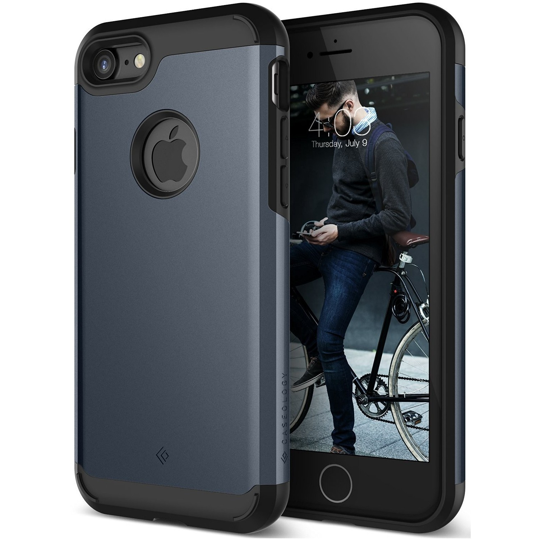 reputable site 42753 0d4fe Maska Caseology Titan Series za iPhone 7 - deep blue
