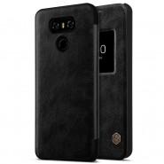 """Elegantna torbica """"Qin Smart"""" za LG G6 - crna"""