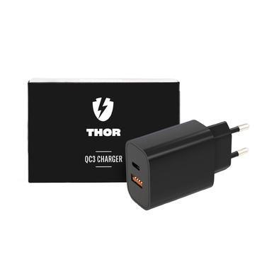 Zidni adapter za punjenje Optishield® THOR Quick Charge 3.0