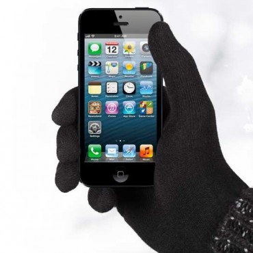 Touchscreen rokavice OX - L