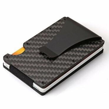 "RFID novčanik ""Carbon Slim"""
