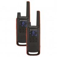 2-pack Motorola Talkabout Walkie Talkie T82