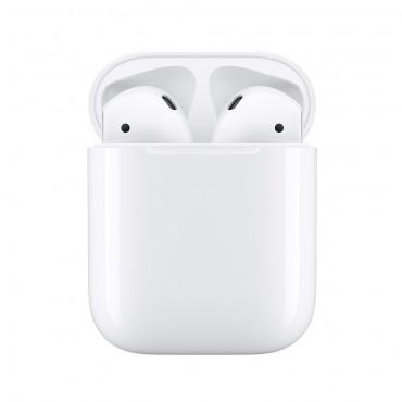 Originalne bežične slušalice Apple AirPods 2 MV7N2TY/A s torbicom