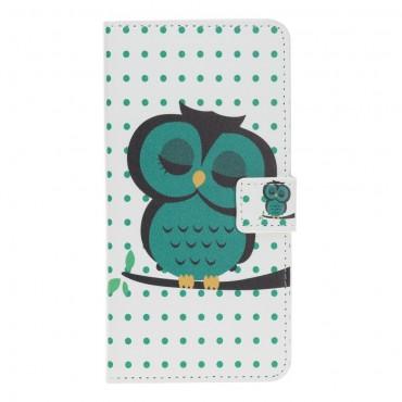 "Modna torbica ""Sleeping Owl"" za Samsung Galaxy Note 10 Plus"